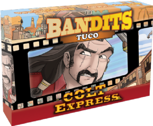 Colt Express Bandits Expansion - Tucco
